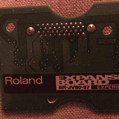 Roland Roland SR-JV80-97 Experience III Expansion Board