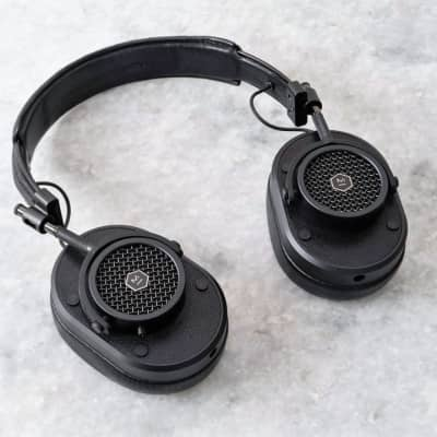 Master & Dynamic Master & Dynamic MH40 Over Ear Headphone Black/Black
