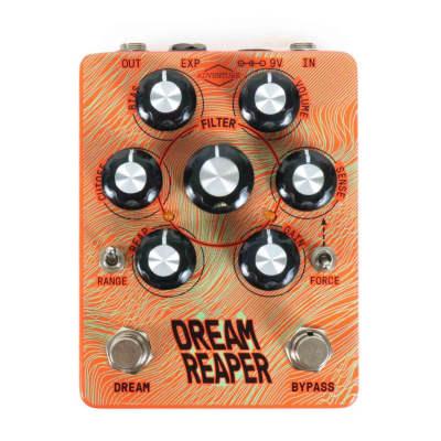 Adventure Audio Dream Reaper Pedal - Orange
