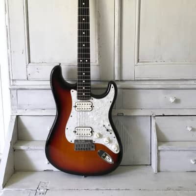 Fender American Double Fat Stratocaster 2000 - 2003