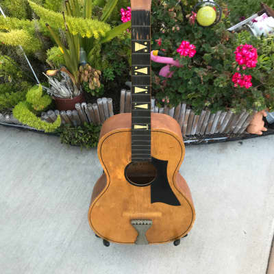 Rare Vintage 30's/40's Marwin Parlor  Guitar Project for sale