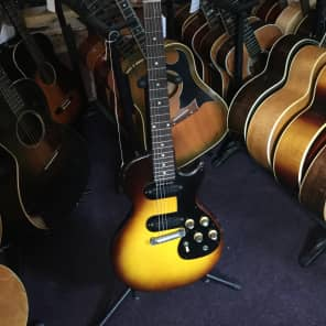 Gibson Melody Maker (Two Pickup) 1960 Tobacco Burst for sale