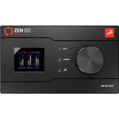 Antelope Audio Zen Go Synergy Core USB Type-C Audio Interface