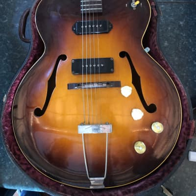 Gibson ES-150 Sunburst 1941 for sale