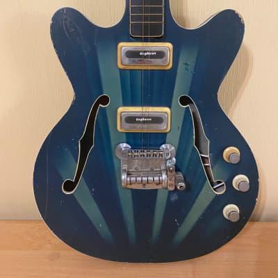 Orfeus Orpheus Hebros Electric Guitar Vintage 1970 for sale