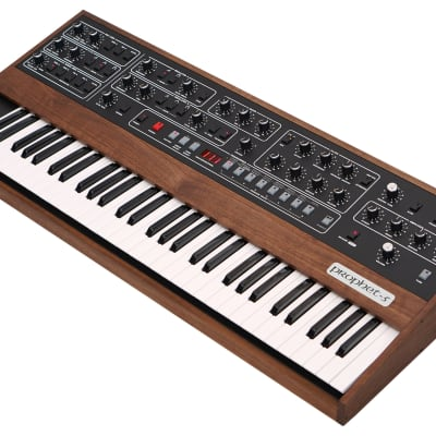 Sequential Prophet-5 Analog Synthesizer