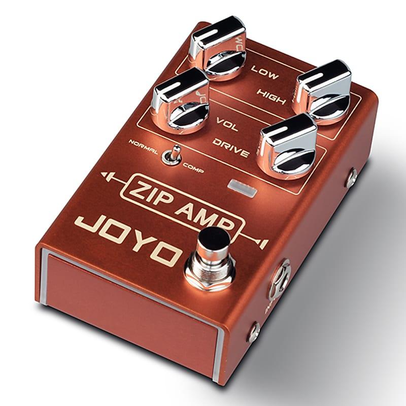 Joyo R-04 Zip Amp EXotic BB Preamp Comp Clone