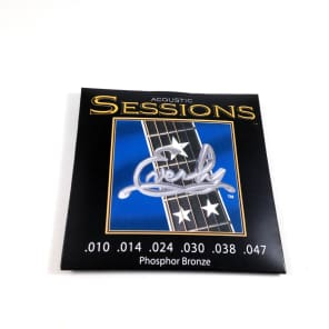 Guitar Strings Everly Acoustic Sessions 10-47 Phosphor Bronze