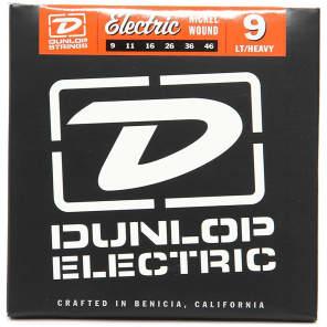 Dunlop DEN0946 Nickel-Plated Steel Electric Guitar Strings - Light Top Heavy Bottom (9-46)