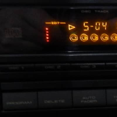 Pioneer PD-M501 CD player