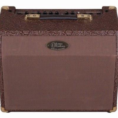 Luna Model AA 25 Acoustic Ambience 25 Watt Acoustic Guitar Amplifier 1x8 Speaker for sale