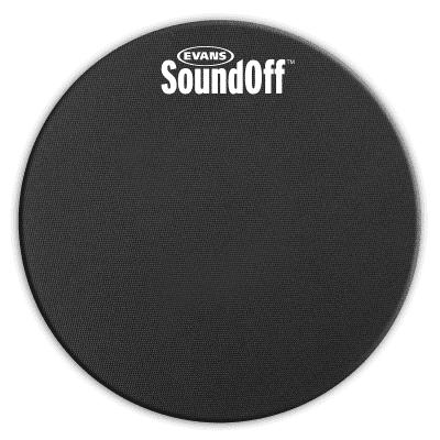 "Evans SO-12 SoundOff Drum Mute - 12"""