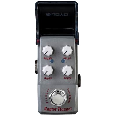 JOYO JF-327  The Raptor Flanger Iron Man Mini Series for sale