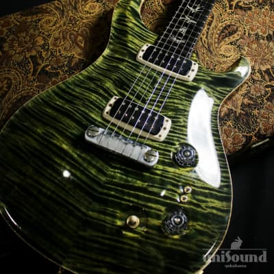 Paul Reed Smith Paul's Guitar 2014 Green for sale