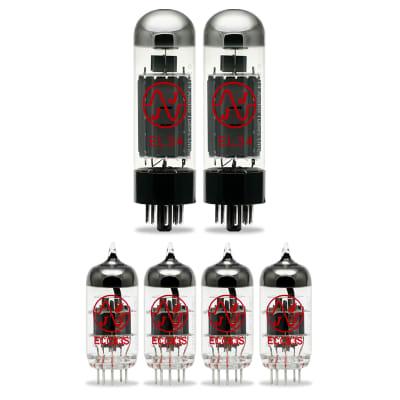 New JJ Tube Kit For Friedman BE-50, BE-50 Deluxe & Runt 50 Amps w/ EL34 ECC83