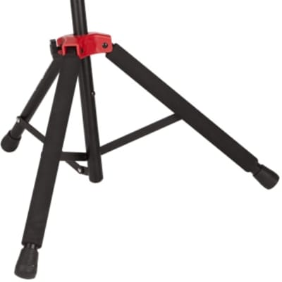 Fender Deluxe Hanging Guitar Stand Black/Red