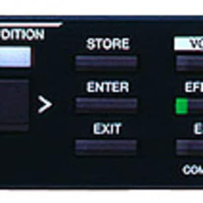 Yamaha Motif Rack XS | Sound Programming
