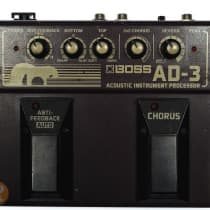 Boss AD-3 Acoustic Instrument Processor image