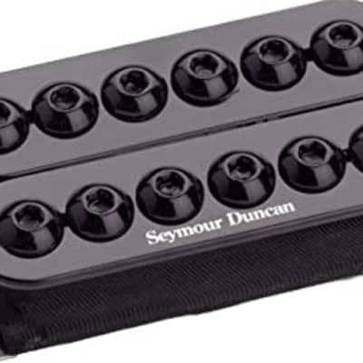 Seymour Duncan SH-8b Invader Black Cover