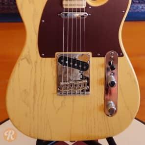 Fender FSR Rustic Ash Telecaster Butterscotch Blonde 2013