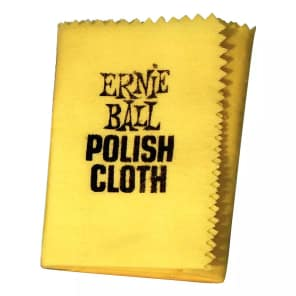 Ernie Ball 4220 Guitar Polish Cloth