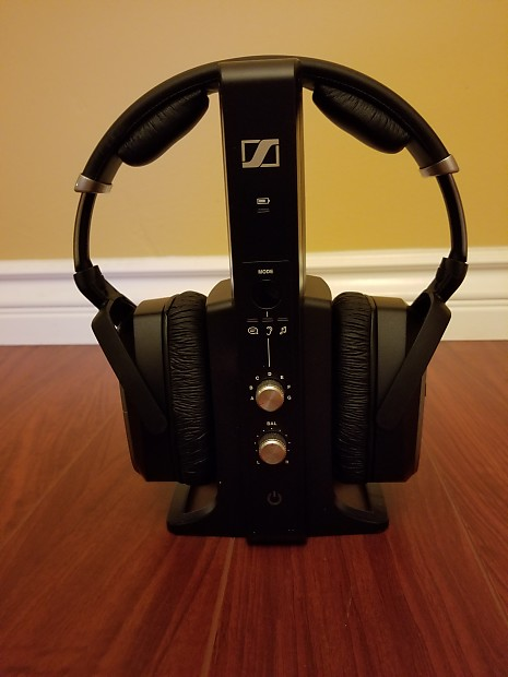 38ae85250be Sennheiser RS 195 RF Wireless Headphone System | Reverb