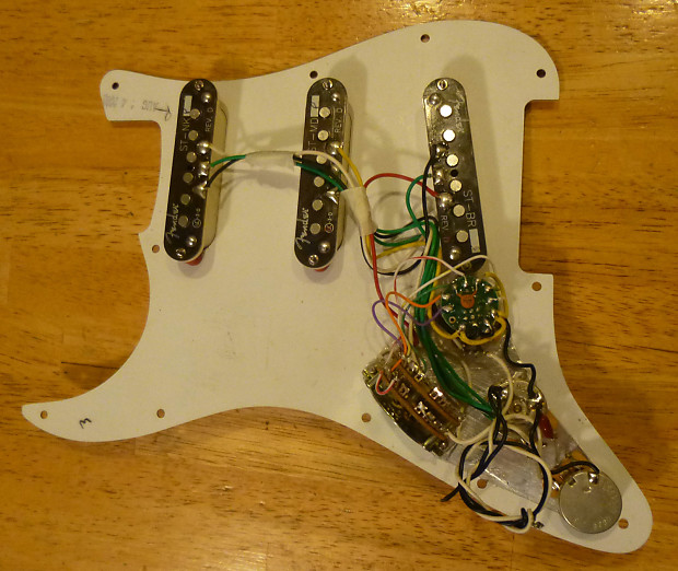 Fender Stratocaster Noiseless Pickup Wiring Diagram Wiring