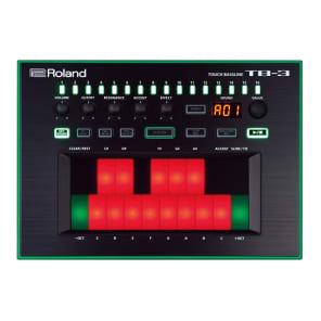 Roland Aira TB-3 Bass Synthesizer