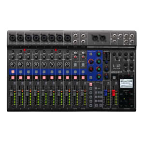 Zoom LiveTrak L-12 Digital Mixer/Recorder