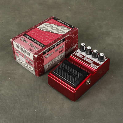 DOD FX-22 - Vibro Thang FX Pedal w/Box - 2nd Hand for sale