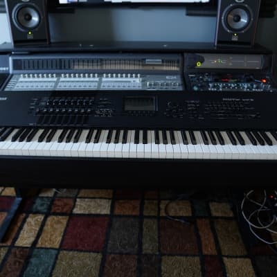 Yamaha Motif XF 8 Music Production Synthesizer