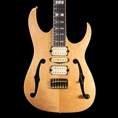 Ibanez 2002 PGM 10th Anniversary Paul Gilbert Signature in Natural, Pre-Owned