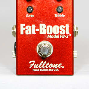 Fulltone Fat Boost FB-2