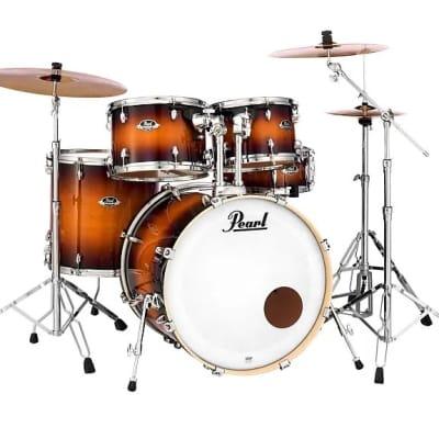 "PearlEXL725Export EXL 10 / 12 / 16 / 22 / 14x5.5"" 5pc Drum Set with Hardware"