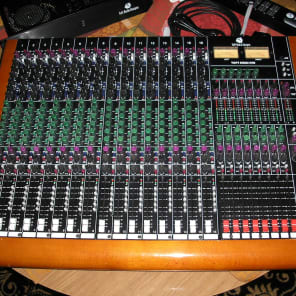 Toft Audio Designs Series ATB 16 Channel Console
