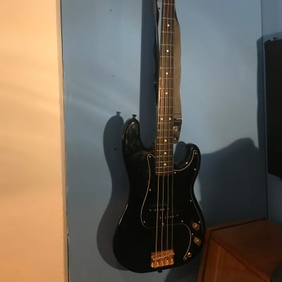 Fender Made In Japan Traditional 60s Precision Bass Midnight 2018 for sale