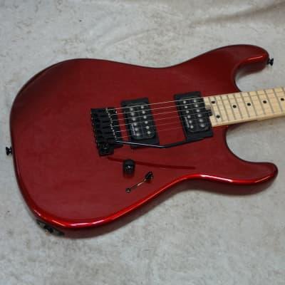 Jackson Pro Series Signature Gus G. San Dimas guitar red for sale