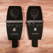 sE Electronics 4400a Large Diaphragm Condenser Microphone Matched Pair image