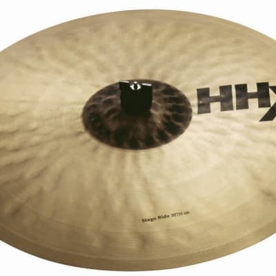 """Sabian 20"""" HHX Stage Ride Cymbal (MINT, DEMO)"""