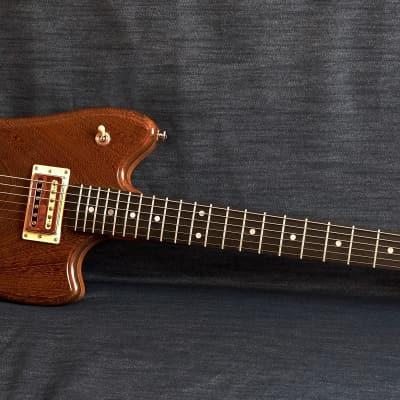 Fab Guitars Wengé Fabillac Masterbuilt 2016 Wengé top on Mahogany body for sale