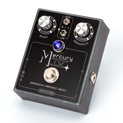 Spaceman Mercury IV / Germanium Harmonic Boost (Moonrock Edition) image