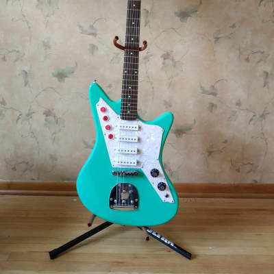 DiPinto Galaxie 4 Solid Finish - Surf Green for sale