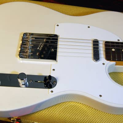 New! Fender American Signature Jimmy Page Mirror Telecaster Authorized Dealer IN-STOCK! Led Zepplin