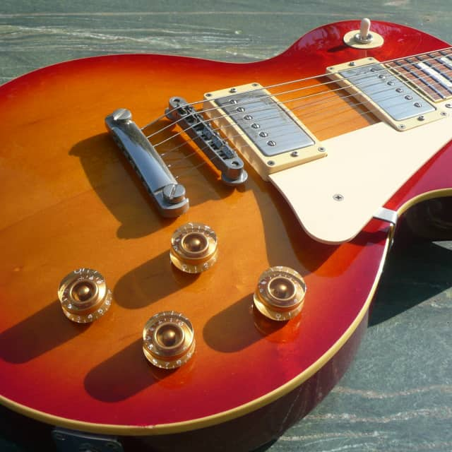 Epiphone Les Paul Standard made for Gibson MIJ 2000 CS image