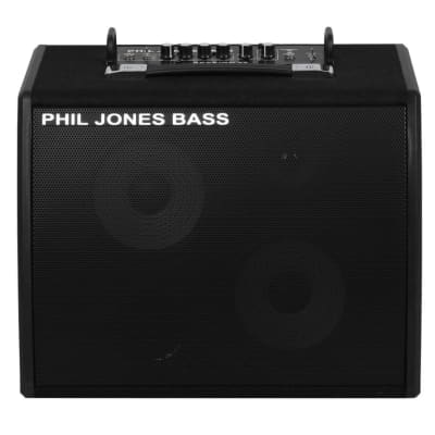 Phil Jones Bass Amplifier Session 77