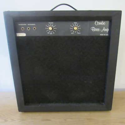 Multivox  Combo Bass / Guitar Tube Amp - 1970's - Guitar - Celestion Greenback for sale