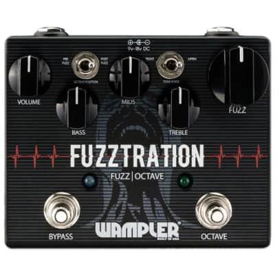 Wampler Fuzztration Fuzz & Octave