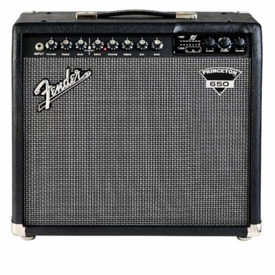 Fender Princeton 650 Black for sale
