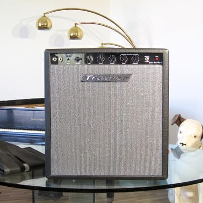 Traynor YGM-3 Vintage 1973 Guitar Mate Reverb Tube Combo Amplifier Near Mint w Cover Kills All Amps
