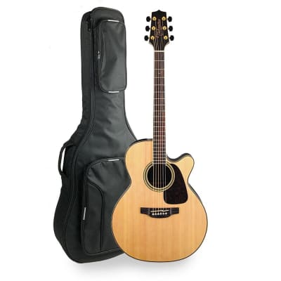 Takamine GN93CE Acoustic Electric Guitar With Deluxe Bag for sale